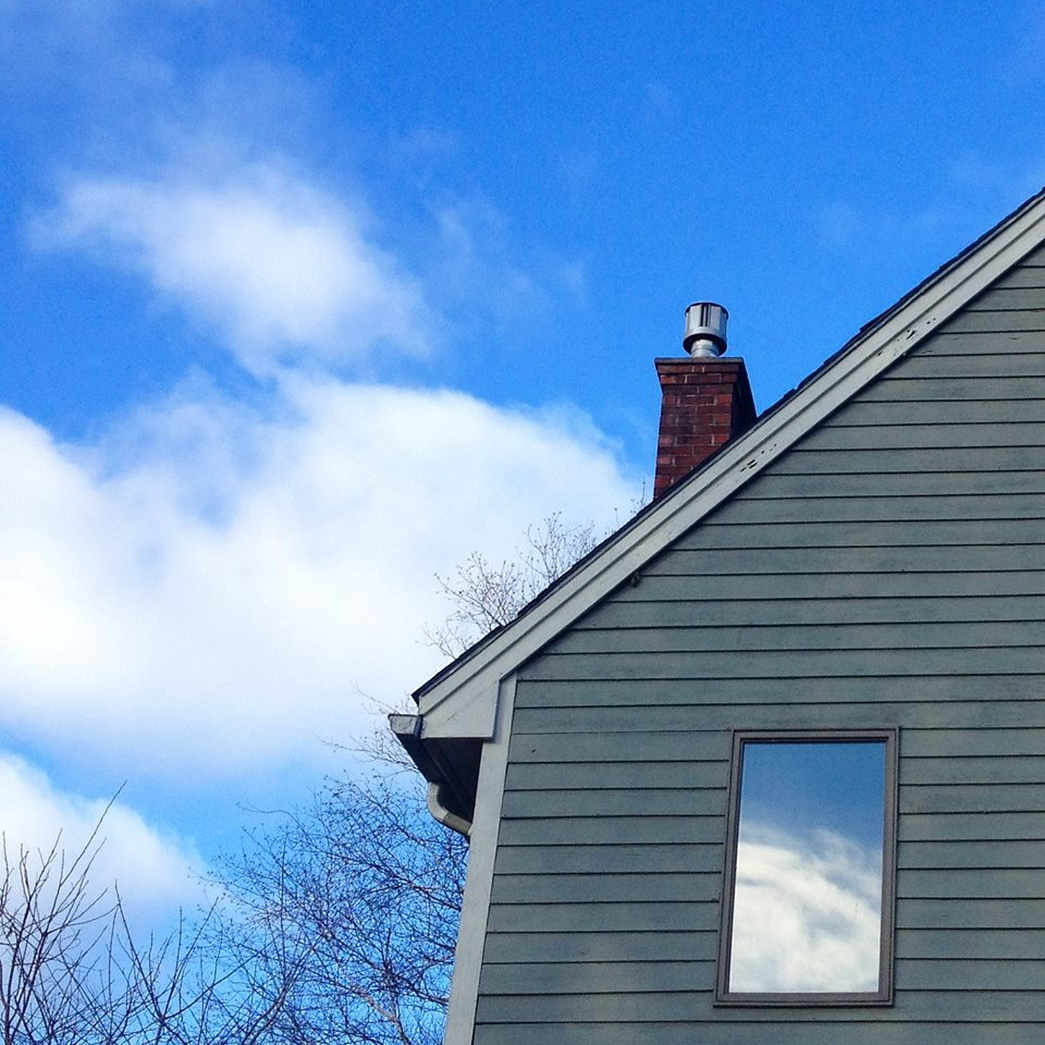 see this  the way  the house holds itself  up to the sky itself held  by the house it is holding. and what would you see if you looked into it my eye what  if you looked into my eye